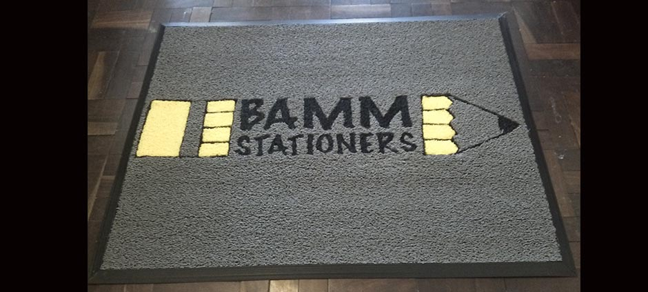 Branded Door Mats in Zimbabwe